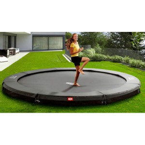 berg-trampoline-champion-inground-330-twin-spring-grijs